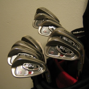 Ping I15's