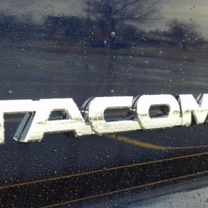 My new Taco