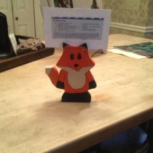Fox again