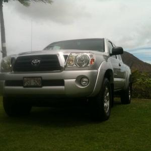 My 08 Tacoma