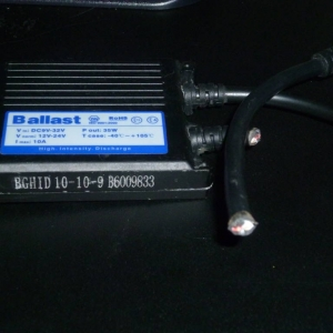 Bad ballasts