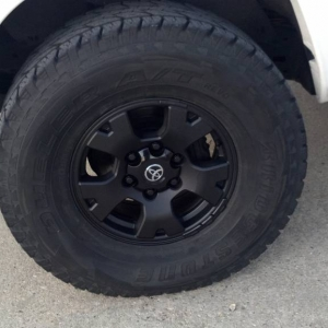 painted rims