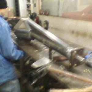 Just got an update on my new rear axle. :)