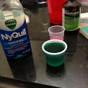 Hellooo NyQuil :sick: