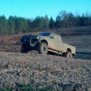day after mudding