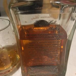 Nashoba stimulus whiskey