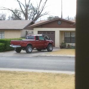 My neighbor's son visiting....nice 1st gen