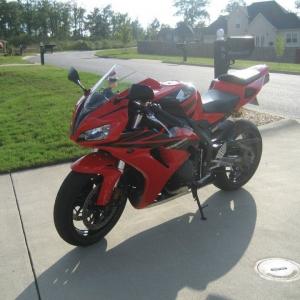 2007 CBR1000-current ride