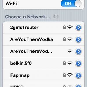 Routers at my friends apartment :laugh: