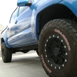 wheels and tires 285/75 16r
