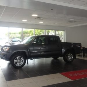 2012 Tacoma DCSB, Magnetic Gray