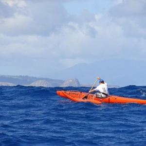 me paddling scorpious xm