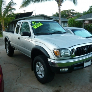 2001 Tacoma used sale