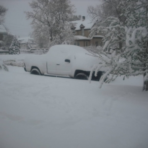 snow in trinidad, co