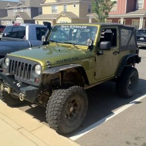 Buddy's Jeep