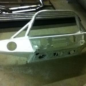 1st gen aluminum