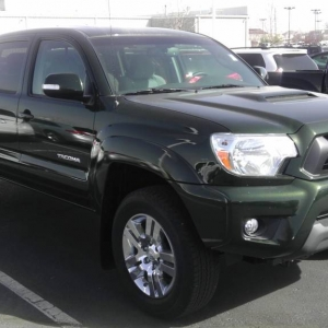 2012 Double Cab TRD Sport