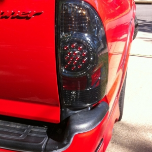 LED Taillights !