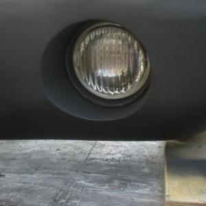 Back up lights built in