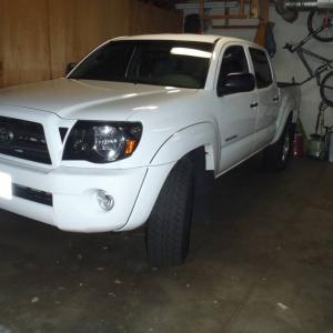 08 Toyota Tacoma Garaged