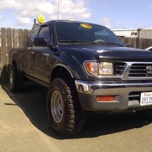 97 Tacoma x-tra cab