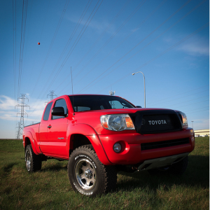 Toytech, BFG All terrain, ULTRA wheels, Lift, Red, Satoshi
