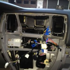 WTF - 4Runner Dash Wiring 1