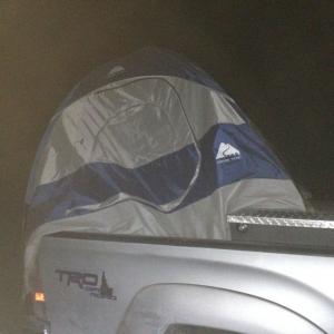 Roof top tent?