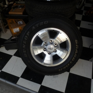 TRD Sport Wheels for sale.