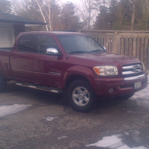 My other old Tundra