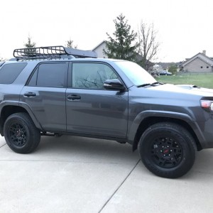 Wife picked out a new ride