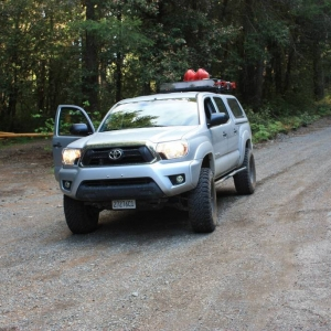 2012 Tacoma 4wd TRD Off-Road