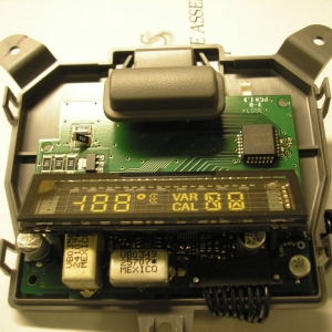 """Compass """"popped"""" resistor"""