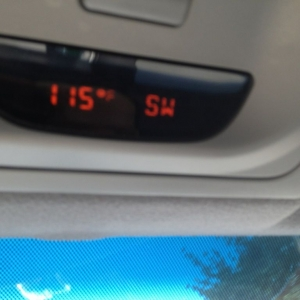 It's freaking cold today!