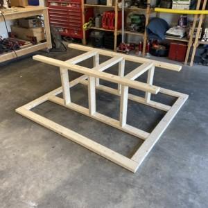 Space frame jig