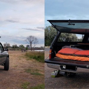 Coulee City - Bed Setup