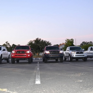 Tallahassee Meet 2012