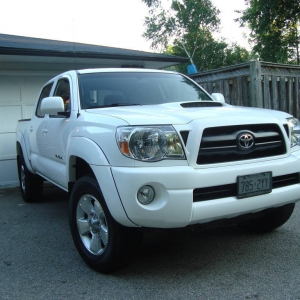 2008 6 speed TRDsport