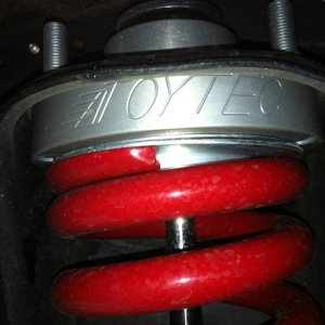 ToyTec Front Coils!