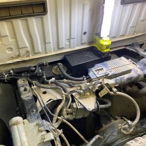 LRA Tank Install 4