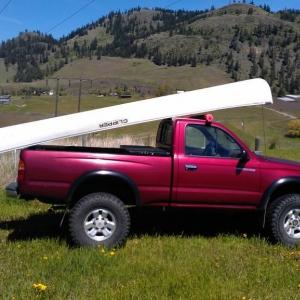 clipper canoe and the tacoma