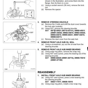 5 Lug Wheel Bearing 2
