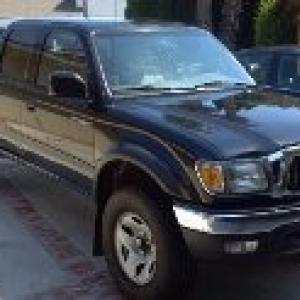 2001 Tacoma Double Cab