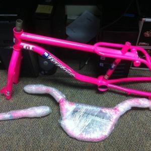 DayGlo Pink