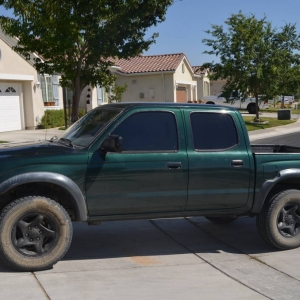 my taco ted needs some up grade what should i do