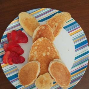 Bunny-cakes!