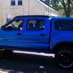 Speedway blue