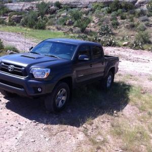 Little Day Trip - Apache Trail