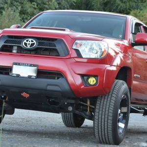 2012 barcelona red tacoma XD Spy Michelin MS2