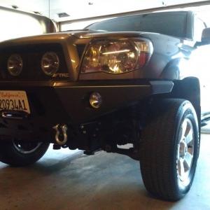 All Pro Apex Bumper
